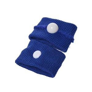 Анти Тошнота запястья поддержки Sports манжет безопасность нарукавье Carsickness Seasick движ укачивание Sick OWD999