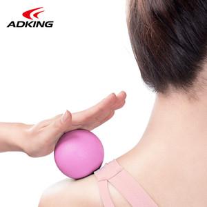 ADKING 65mm balles de yoga solide TPE ball massage musculaire relaxation Sports Fitness Trigger Point Stress Soulagement de la douleur