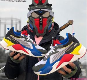 Avec Mens RS-X Jouets Chaussures de course pour sortie Hommes Chaussures Homme Sneaker Femmes de jogging Femmes sport féminin Formateurs Garçons Chaussures Fille