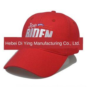 Elección de béisbol punteada Biden Cap Cap President Hat Baseball Hat USA Americano Bordado Pico Biden Nqpwl
