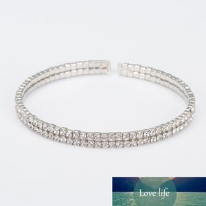 Top Quality sliver Plated Inlay Cubic Zirconia Wheat-shaped Bracelets & Bangles cccccccccThe girl a gift