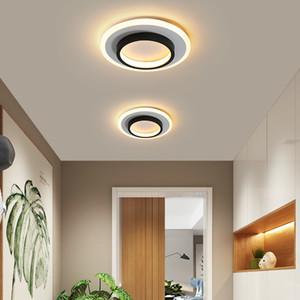 Iralan lampe moderne de plafond LED, chambre entrée couloir chevet lustre LED moderne, maison