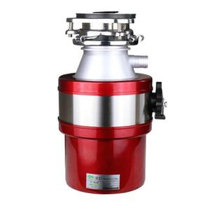 Отходы измельчителей бытовых кухонных отходы Processor Раковина Drain Pipe Кухня Under The Grinder воздух Переключатель Low Noise