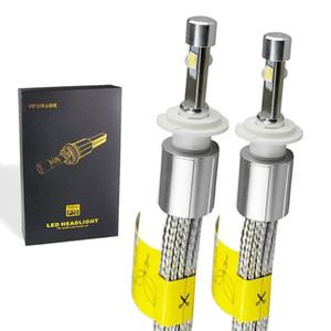 Potente USA Cree XHP 70 chip di auto chip LED Headlight H4 Hi Lo 55W Alto Basso Fascio del faro H7 H11 9005 9006 9012