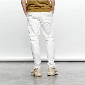 CP topstoney PIRATA EMPRESA konng gonng diseñador de pantalones de la serie fantasma ocasional de los hombres de los guardapolvos de la nueva marca de moda de alta monos edición