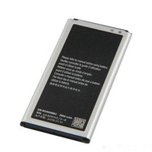 Batteries de rechange pour Samsung Galaxy S2 S3 S4 S5 Batterie au lithium haute capacité battry Long Life EB-F1A2GBU EB-EB-L1G6LLU B600BE BG900BBE