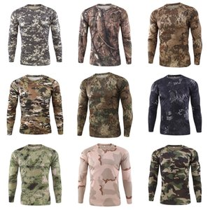 Sıcak Gömlek Paisley Polo Gömlek Yeni Stil Erkek Tees Gömlek Yaz Folk-Custom Erkek T Shirt Uzun Kollu Adam Giyim T Shirt # 143