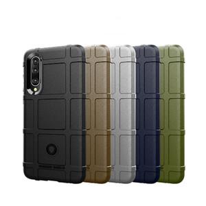 Kalkan Cep Telefonu Kılıfı Için iPhone 6/6 S 7/8 Artı Silikon TPU Darbeye Rugged Kalkanı Cep Telefonu Koruma Kılıfı Arka Shell
