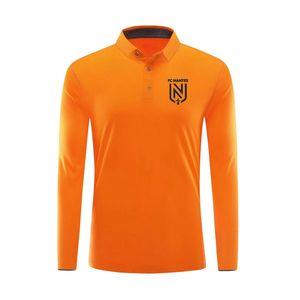 Maillots Nantes FC soccer jersey maillot de foot polo 2020 2021 SIMON LOUZA A TOURE BLAS COCO COULIBALY soccer shirts uniform