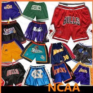Chicago Bulls Los Angeles Houston Rockets Nur Orlando Shorts Magie Toronto Raptors Basketball Goldene 76ers Staat Grizzlies Krieger DonmenS