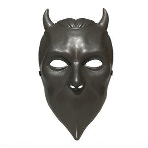 Fantôme BC goule cosplay inconnue plastique Ghost BC Bande goule Masque inconnu cosplay masque en plastique MDkgY