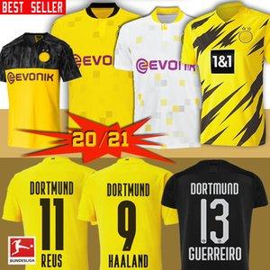 11 REUS Borussia Dortmund Haaland maglia da calcio PERICOLO DI SANCHO Hummels SCHULZ Fußball Trikots Uomo Bambini sudore camicia MULLER