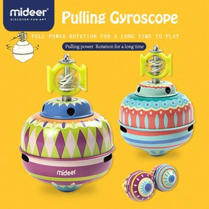 MiDeer Spinner Metall Pulla Gyro Fidget Spinners Metall Spinner Gyro Spielzeug Spielzeug für Kinder Autismus Spielzeug 3 Jahre alt LJ200921