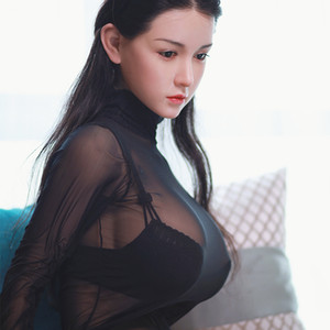 165cm Real Silicone Sex Dolls Robot Japanese Anime Love Doll Realistic Toys Life for Men Full Big Breast Sexy Mini Vagina Adult