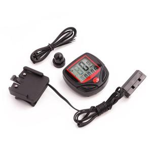 속도계 타기 스톱워치를 타고 접근 주행 LCD 디지털 디스플레이 방수 자전거 1 개 속도계 자전거 컴퓨터