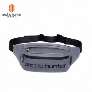 Outdoor Sports And Leisure Waterproof Mens Waist Bag Multifunctional Riding Waist Bag Mobile Phone Camera Canvas RG6L#