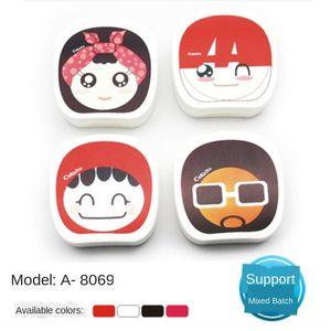 eyekan Kaida Enfermagem caixa Invisible Glasses companheiro caixa caixa cuidado beleza Beauty e / menina bonita 8069