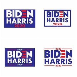 Joe Biden Harris 2020 Drapeau 2020 Président américain Etats-Unis Parti Banner Flag 90 * 150cm Trump Biden Drapeau Élection CYZ2694