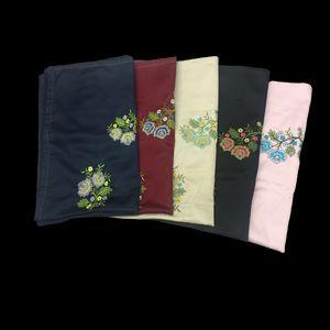 75*115 Islamic Prayer Mat Muslim Islamic Rug Portable Foldable Arabic Sejadah Rug Carpet Random Pattern Flower Design