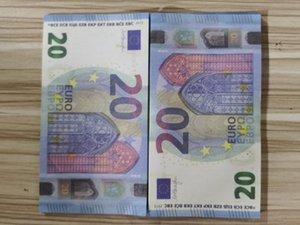Euro Falschgeld Prop Geld Papier 10 20 50 100 200 500 Euro Bills Preise Bank Note Geschäft Gefälschte Banknoten für Sammlung