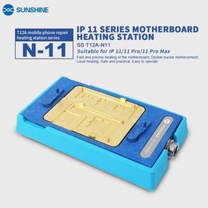 T12A-N11 3-in-1 Soldering Station Kit Motherboard Repair Tool For 11 11pro 11promax Cpu Nand Heating Disassembly Platform