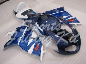 Carroçaria para TL1000R 1998-2002 Azul Branco Fairing TL 1000R 2002 carenagem de Suzuki TL1000R 00 01