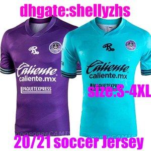 Grandi dimensioni: XXXL nuovi 20 21 Mazatlán FC pullover di calcio kit di casa lontano 2020 2021 Mazatlan magliette camisetas del calcio