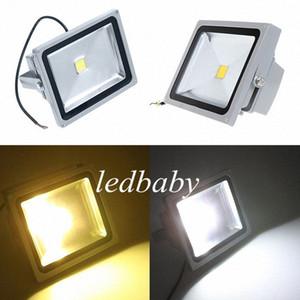 Impermeable del LED luz de inundación de 10W 20W 30W 50W 70W 100W reflector al aire libre 85 265V calientan WhiteWhite proyectores luces Lanscape lámpara Led Pi KU6Y #