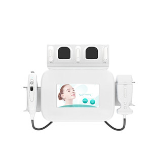 2020 New portable ultrasound Liposonic Body Slimming Machine HIFU Face Lifting Wrinkle Removal 2 IN 1 Liposonic Fat Removal Weight Loss sk