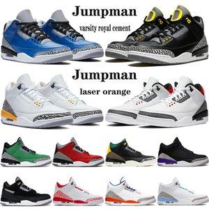 2020 nova Oregon tênis de basquete jumpman patos PE UNC time do colégio real cimento instinto animal 2.0 Fire Red judiciais denim roxo das sapatilhas dos homens