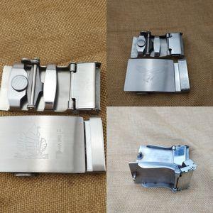 automaticstainless de acero de los hombres Taobao nueva mano de acero automaticstainless hombres Taobao nueva correa del cinturón hecha a mano populares populares