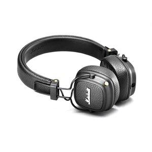 Marshall Major III 3.0 2.0 Casque sans fil Bluetooth Deep Bass Noise Isolating Headset sans fil Major 3 Salut-Fi