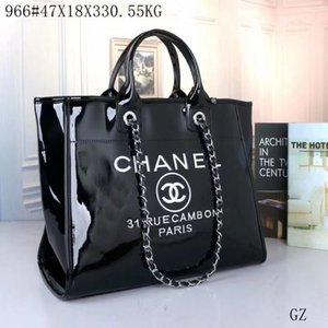 2020 yeni Avrupa ve Amerikan moda parlak deri çanta markası omuz çanta büyük kapasiteli Retro klasik yüksek kaliteli çanta
