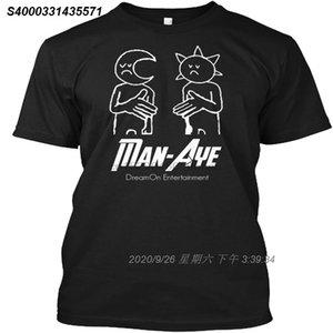 Männer-T-Shirt Mann-Aye [Bekleidung] Frauen Tshirt 300279