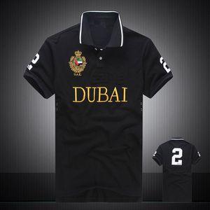 vêtements design de luxe polos hommes manches courtes T-shirt de Londres à New York Chicago poloshirt Dropshiping de haute qualité en gros S-5XL