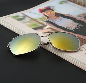 Mens Metal Spring Fashion For Sunglasses Beach Sunglasses Frame Square Colorful Glasses For Women Men Outdoor Summer lihuibusiness EZsiE