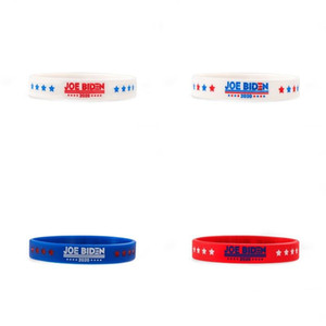 America JOE BIDEN Red Wristbands Personalized Rubber Bracelets For Events Wristband Band Sport Bangle Hot Sale 0 6yx B2