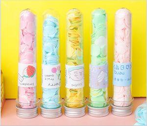 fetta mini sapone all'ingrosso studente bello creativo del sapone del petalo fetta monouso viaggio sapone per le mani portatile
