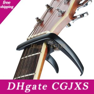 Guitarra Alloy alta -End zinco Capo Guitarra Capotraste Guitarra Capo anticorrosivo prego Durable Cordas proteger a superfície guitarra Puxando