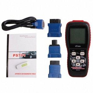 새로운 도착 원래 XTOOl PS701 JP 진단 도구에 대한 거의 모든 일본 차 PS701 OBD2 코드 스캐너 k1Zn 번호