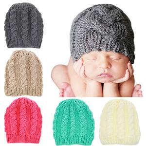 15шт сладкие детские вязание натяжные шапочки шапка милые красочные унисекс детские детские аксессуары красивые HuiLin DWT25