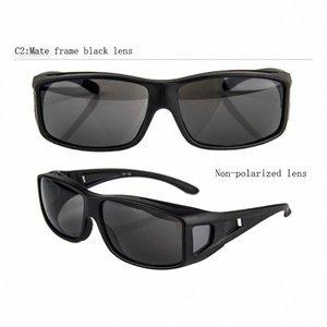Großhandel Polaroid Google Windschutz Plus-Mode Flexible Sport-Sonnenbrille-Männer polarisierte Linse Fahren Sonnenbrillen Oculos Optical E50o #