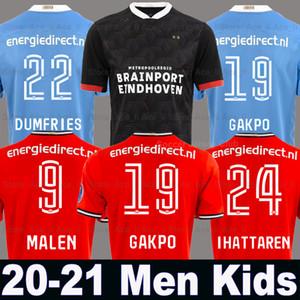 20 21 Maillot Ajax de football domicile PROMES ALVAREZ Ajax loin 2020 2021 camiseta de fútbo VAN DE BEEK TADIC ZIYECH FOOTBALL SHIRT Homme + Enfant kit ensembles uniforme