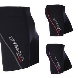 ODTkD Warm tessuto sub in neoprene addensato breve pa costume da bagno tronchi Snorkelling inverno caldo delle donne degli uomini dei pantaloni di nuoto VBQGH