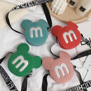 De nouvelles Mini épaule mignon enfants Sac mode simple version coréenne petit sac à bandoulière sac gros téléphone portable