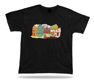 Museo Brussel Grand Palace Della Città Di Bruxelles Brasserie Cantillon T T-Shirt all'ingrosso 2019 Hip Hop T-shirt