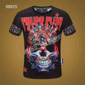 20ss Philipp Herren Stylist-T-Shirt Vlon Freunde Männer Frauen Pp-T-Shirt Qualitäts-Schwarz-Weiß Orange T-Shirt T-Stücke Größe 003