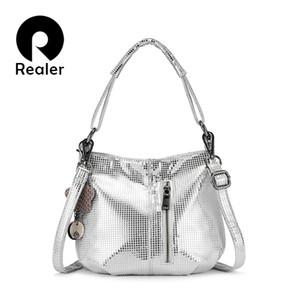 femmes Realer sac sacs de messager de la mode sac d'épaule pour dames sacs crossbody de haute qualité 2020 sacs à main de luxe fourre-tout