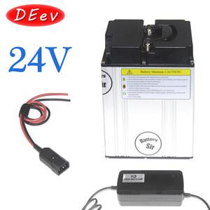 24V 20AH 30Ah 40Ah 80Ah 60AH лития Ebike аккумуляторная батарея 24v 3000w случай сплава электрический велосипед аккумулятор с зарядным устройством
