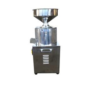 produzione di arachidi macchina burro grindermachine marmellata di frutta tahin rettifica commestibile macchina in acciaio inox Peanut Butter fa macchina
